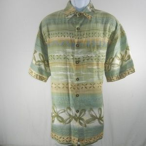 The Territory Ahead Men Short Sleeve Button Large